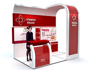 3D Exhibition Stand show