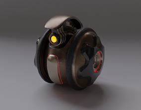 Robot KP120 v2021 3D asset