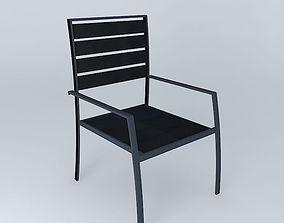 STROMBOLI chair houses the world 3D model