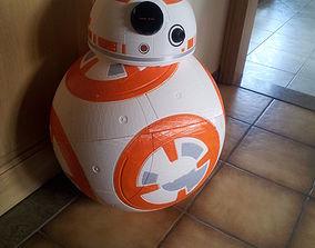 3D print model BB8 real life size