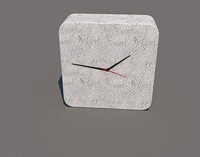 3D animated animatedclock Clock