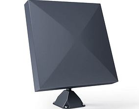 3D Digital Television Antenna