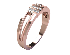 3D print model Plain Band Ring wedding