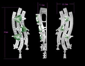 Jewellery-Parts-Pendant-fozv074c 3D print model