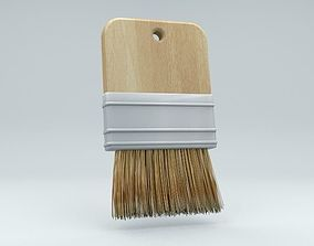 Paint Brush 3D asset