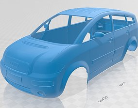 Audi A2 Printable Body Car