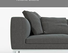 3D model Michel sofa