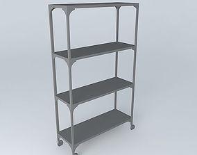 3D DUPLEIX shelf houses the world