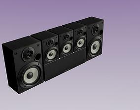 big dj 3D asset