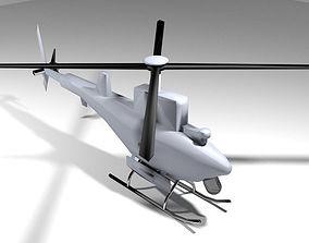 3D Drone - UAV Firescout