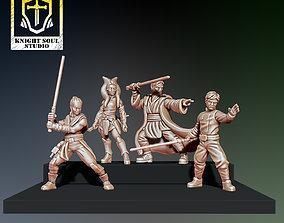 3D print model PACK KNIGHTS