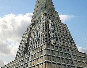 3D City Office Building 57