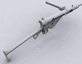 3D model Sten Mark II