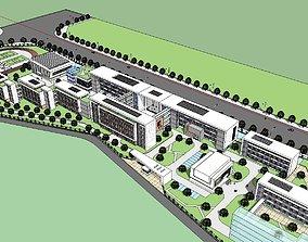 Region-City-School 100 3D