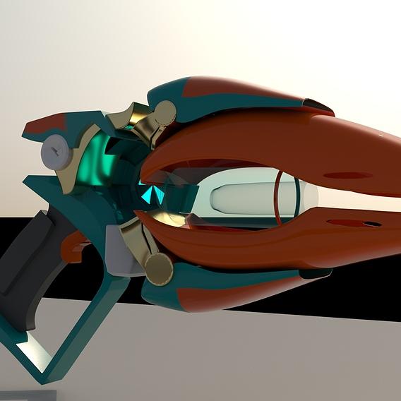 Science Fiction Blaster