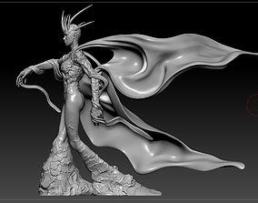 character 3D print model