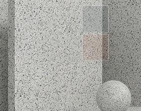 Material - seamless stone composite quartzite 3D model
