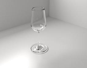 3D model Wine Glass 3