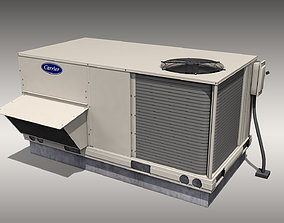 3D asset Carrier Rooftop Air Conditioner