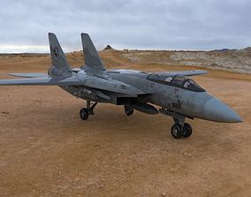 F 14 Tomcat 3D