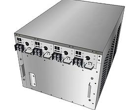 Juniper MX480 Router 3D model