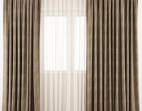 3D Curtain 25