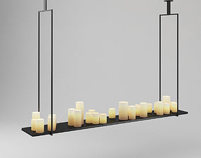 3D model Kevin Reilly Altar ceiling lamp