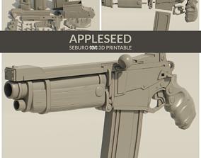 printing Appleseed Seburo Gong 3D Printable