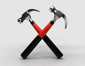 3D model Hammers