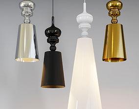 Lights Josephine CRYSTAL LIGHT Lamp 3D