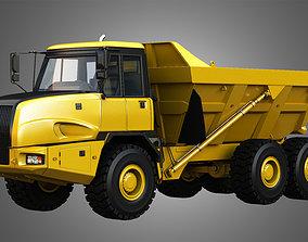 JD - 300D II Articulated Dump Truck 3D