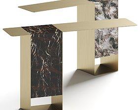 3D OIA Design Master Console Table