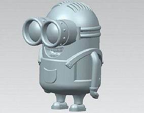 Small toy minion 3D printable model