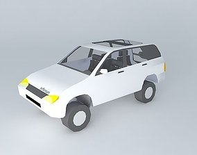 Jefferson McLarens 3D model