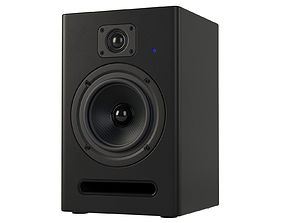 3D model monitor Studio Speaker