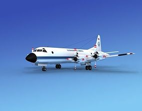 3D Lockheed P-3 Orion Dept Of Commerce