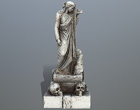 Statue 5 3D model