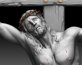 3D print model Crucifixion of Jesus