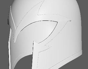 3D print model Magneto First Class helmet