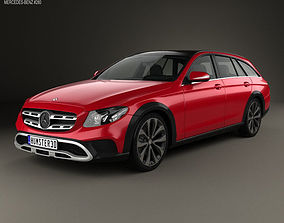 Mercedes-Benz E-Class S213 All-Terrain 2016 3D