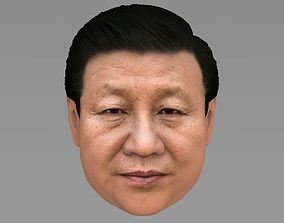 Xi Jinping 3D model