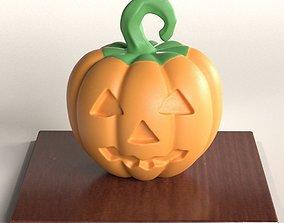 Jack O Lantern - Halloween Pumpkin 3D printable model