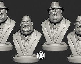 Mafia Boss Pack 3D