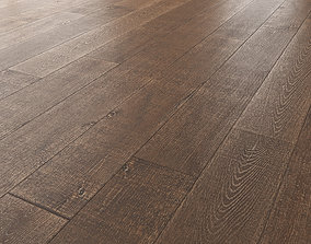 Wood Floor Oak Rotec Wildwood 3D model