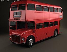 AEC Routemaster RM 1954 3D