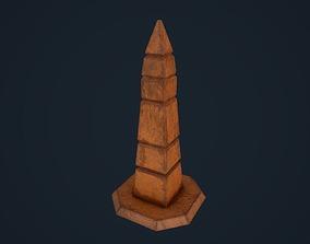 Obelisk 1 3D model