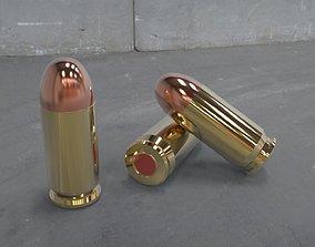3D 45 ACP Rounds