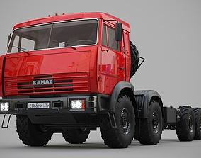 3D car Kamaz 8x8