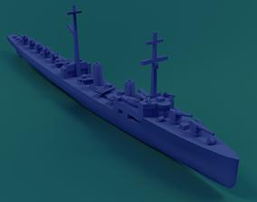 Okhotnik destroyer 1917 3D printable model