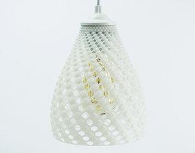 3D print model FIBONACCI LAMP SHADE